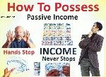 Passive Income with CEO 5-figures income
